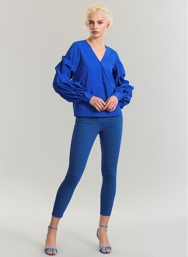 İnci Detaylı Anvelop Bluz-People By Fabrika